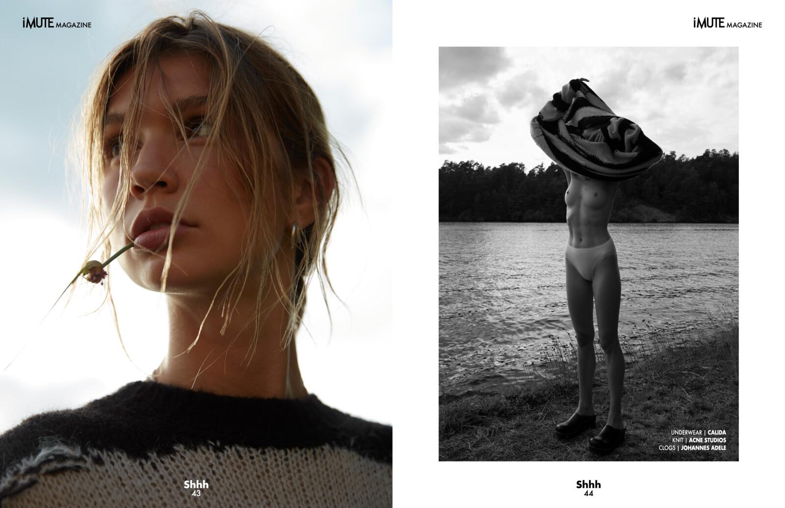 Klara | iMute Magazine no. 2710