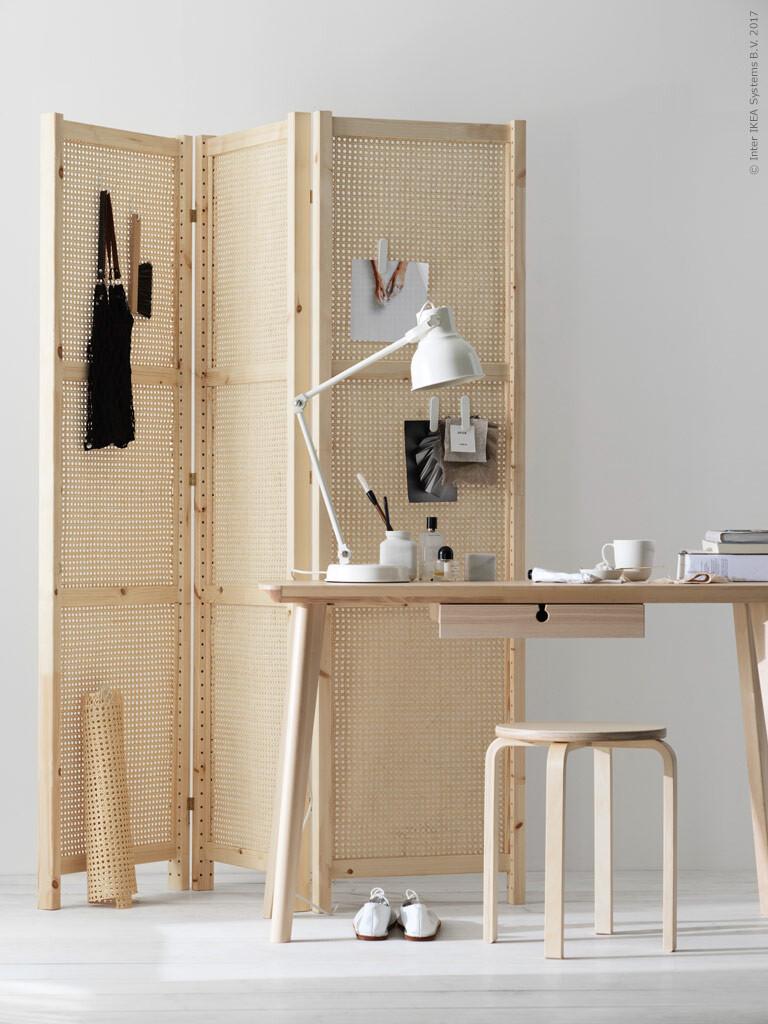IKEA diy ivar vikskarm inspiration 1