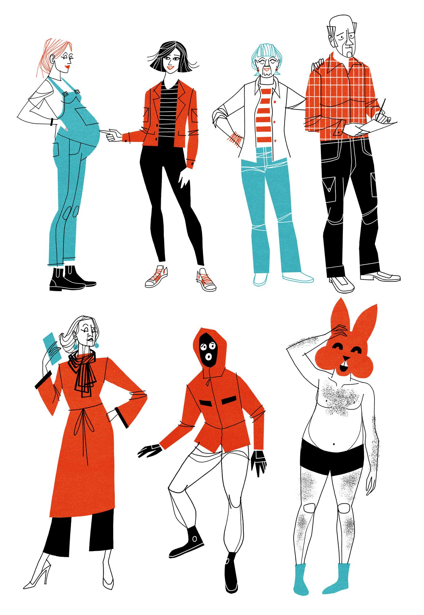 KF AnxiousPeople Characters1