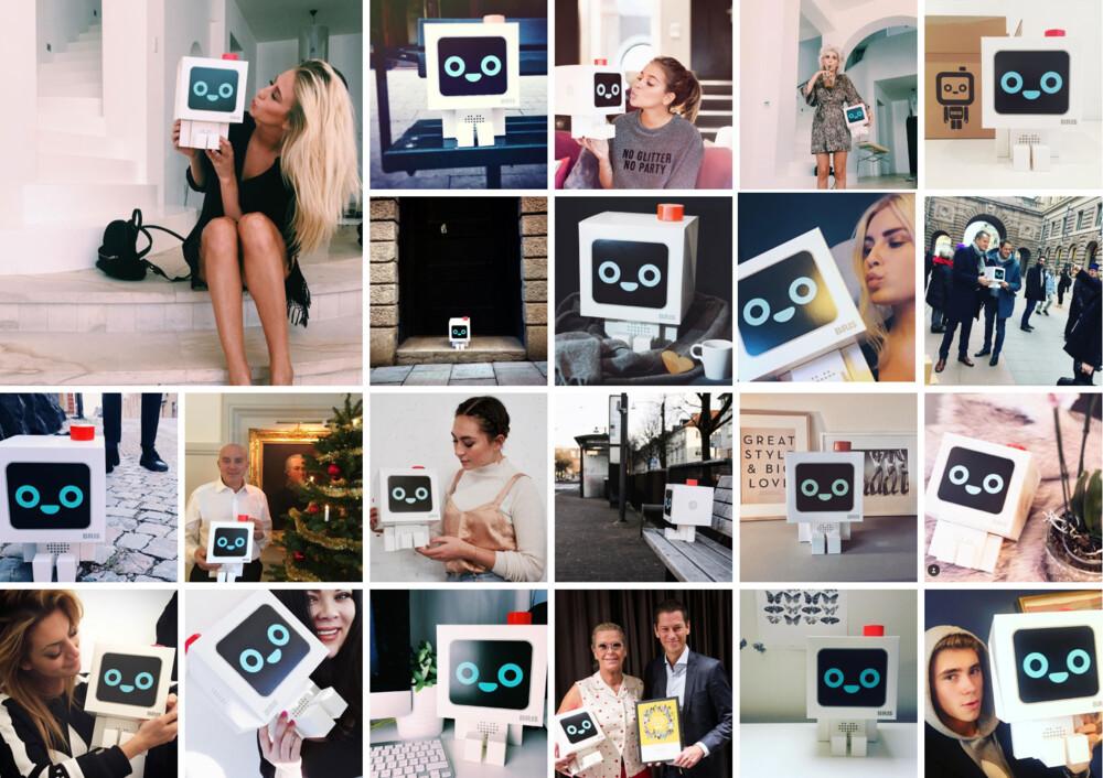 Bris Robot instagram