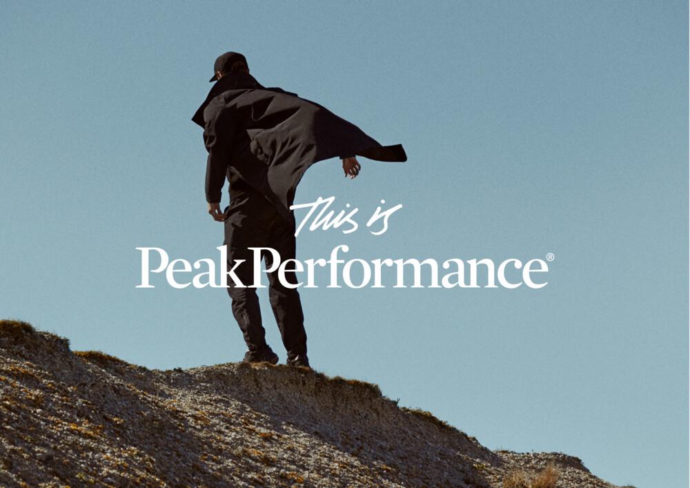 Peak post