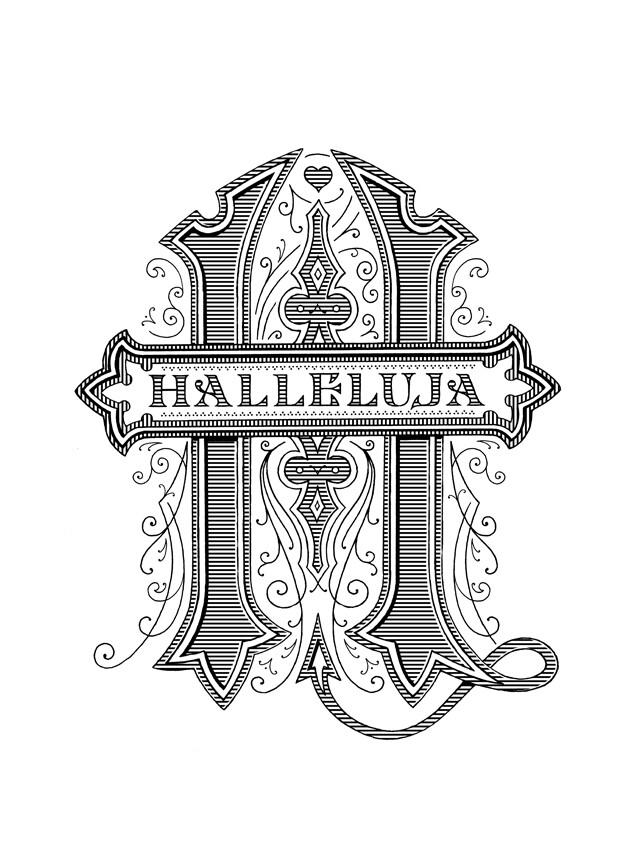 Halleluja 01 Fredrik Tjernström