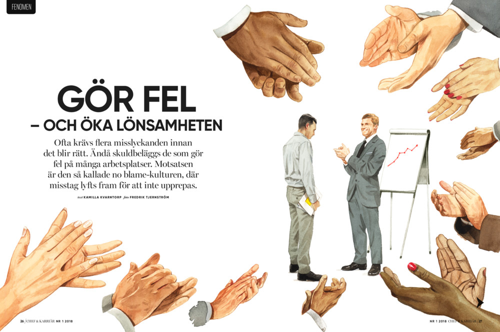 Chef & Karriär 07 Fredrik Tjernström