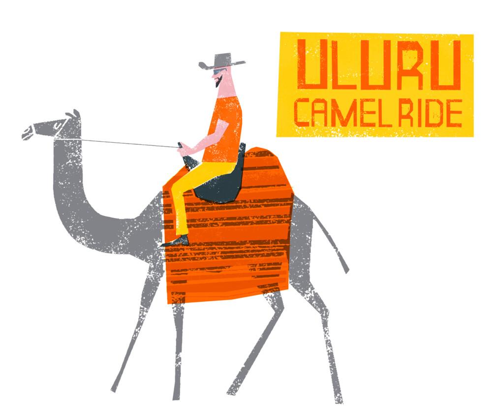 KF Uluru Camel
