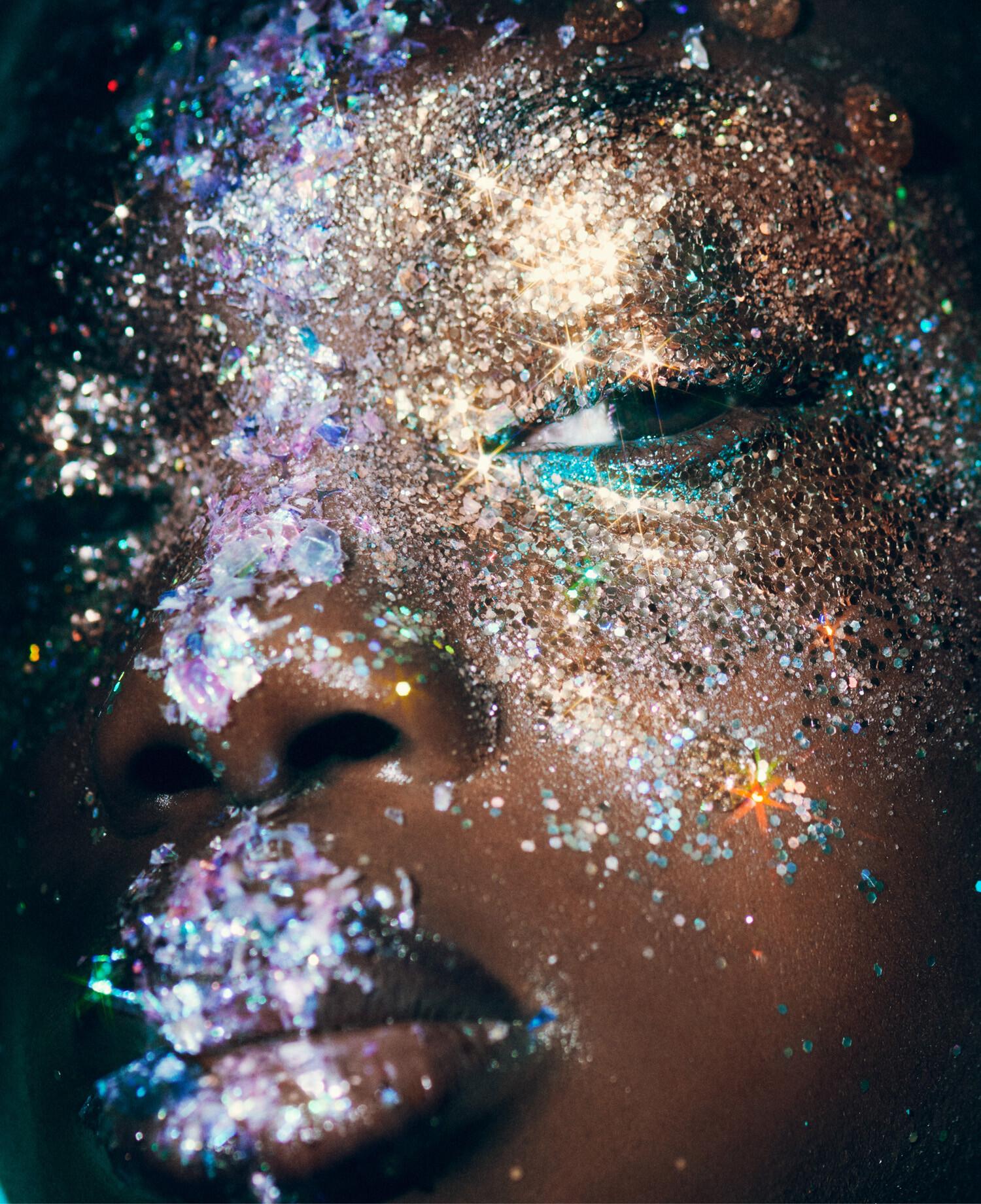 VOLT Glitter bildval