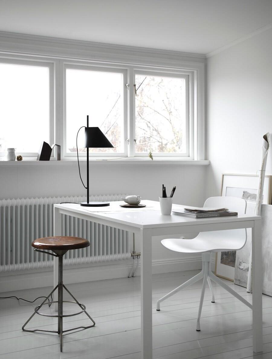 Lenskog belfrage hemmakontor kontor elledecoration