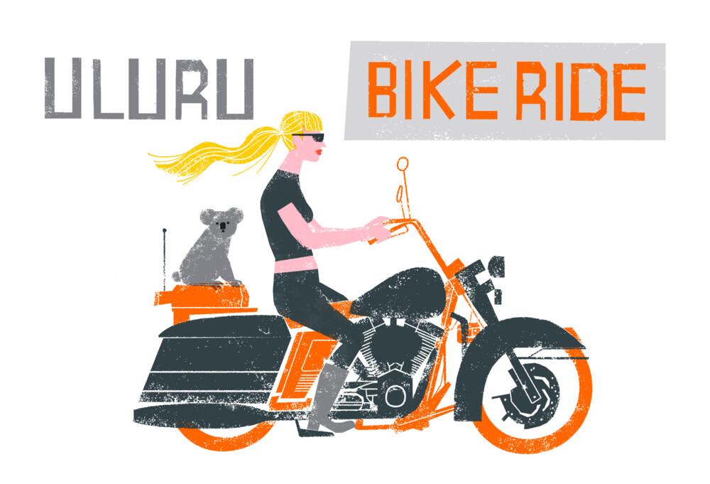 KF Uluru Harley