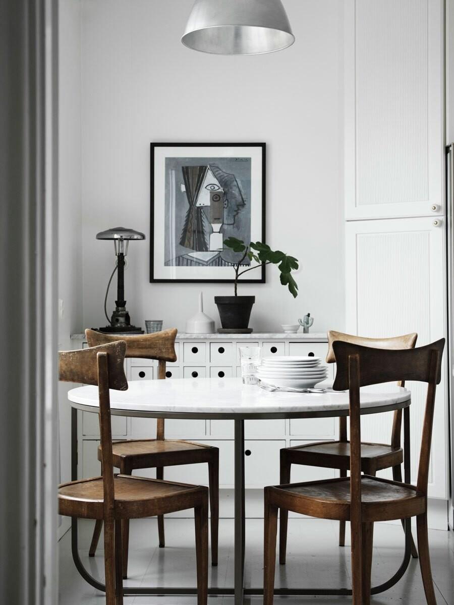 Lenskog belfrage matplats kok elledecoration