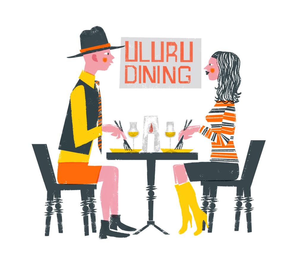 KF Uluru Dining