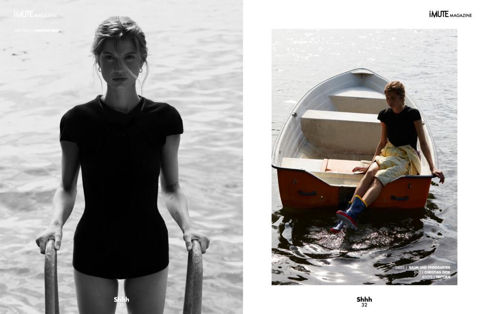 Klara   iMute Magazine no. 274